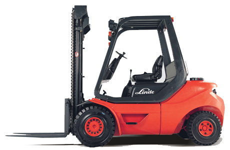 Linde-351-Series-IC-Forklift