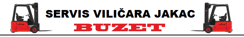 Servis viličara Buzet