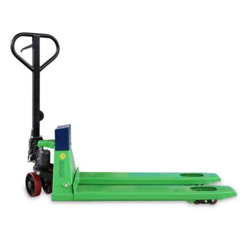 Ručni paletni viličar sa Vagom 1 kg / Dini argeo / TPWN
